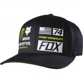 CAP FOX MONSTER PC UNION BLK
