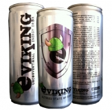 eviking Unconventional Energy Drink Latt.